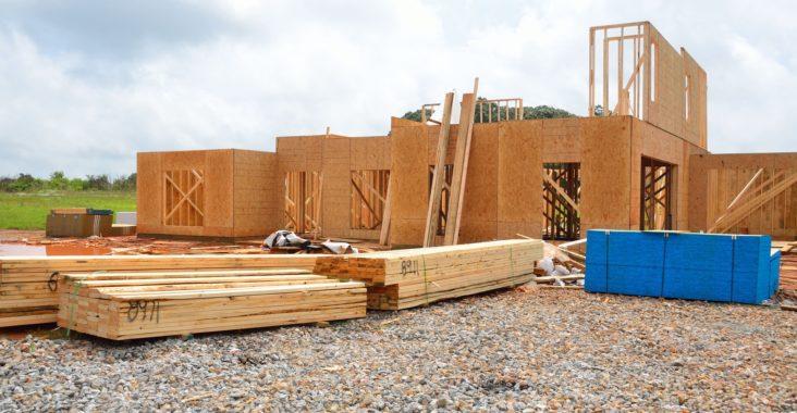 construction maison en bois