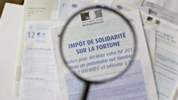 ISF impot immobilier